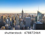 new york city  united states  ... | Shutterstock . vector #678872464