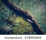 discovering danube delta in a... | Shutterstock . vector #678903694