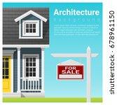 real estate investment...   Shutterstock .eps vector #678961150