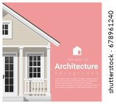 elements of architecture... | Shutterstock .eps vector #678961240