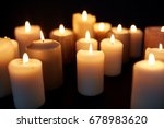 mourning and commemoration...   Shutterstock . vector #678983620