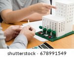 customers who choose to buy a... | Shutterstock . vector #678991549