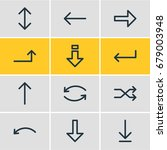vector illustration of 12...   Shutterstock .eps vector #679003948