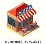vector isometric illustration...   Shutterstock .eps vector #679015363