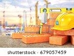 Construction Concept. Part Of...