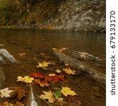 bieszczady national park in... | Shutterstock . vector #679133170