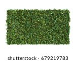 3d rendering of vertical garden | Shutterstock . vector #679219783