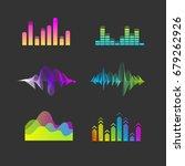 vector sound waves equalizer...