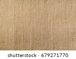 top view of natural brown... | Shutterstock . vector #679271770