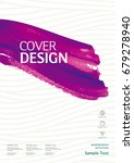 book cover  annual report... | Shutterstock .eps vector #679278940