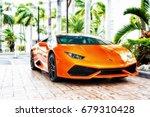 miami  florida  usa february 19 ...   Shutterstock . vector #679310428
