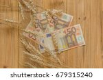 high quality image of wheat and ... | Shutterstock . vector #679315240