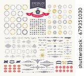 premium design elements. great... | Shutterstock .eps vector #679351030