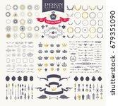 premium design elements. great... | Shutterstock .eps vector #679351090