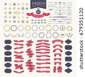 premium design elements. great... | Shutterstock .eps vector #679351120