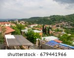 signagi or sighnaghi is a town...   Shutterstock . vector #679441966
