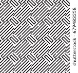 seamless geometric pattern with ...   Shutterstock .eps vector #679483258