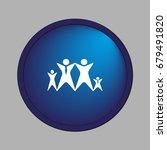 family  icon   Shutterstock .eps vector #679491820