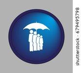 family  icon   Shutterstock .eps vector #679495798