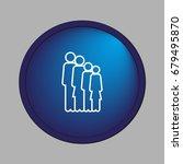 family  icon   Shutterstock .eps vector #679495870