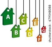 energy efficience label...   Shutterstock .eps vector #679548088