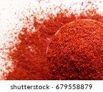 red chilli spice   Shutterstock . vector #679558879