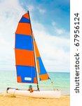 serenity background sea | Shutterstock . vector #67956124