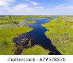 danube delta romania | Shutterstock . vector #679578370