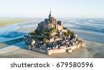 Le Mont Saint Michel Tidal...