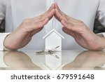 home buyer protection planning... | Shutterstock . vector #679591648