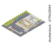 element infographics... | Shutterstock .eps vector #679610044