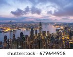 hong kong china 17 july 2017... | Shutterstock . vector #679644958