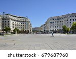 thessaloniki  greece   june 09  ... | Shutterstock . vector #679687960