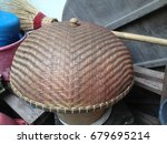 dish cover | Shutterstock . vector #679695214