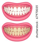 mouth | Shutterstock .eps vector #67970035