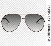 vector trendy realistic black...   Shutterstock .eps vector #679726534