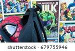 samara  russia   july 16 2017   ...   Shutterstock . vector #679755946