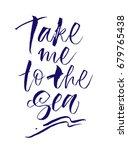 travel lifestyle motivational... | Shutterstock .eps vector #679765438