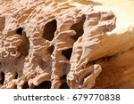 sandstone abstract formation.... | Shutterstock . vector #679770838