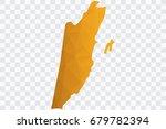 transparent   vector polygon...   Shutterstock .eps vector #679782394