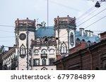 saint petersburg architecture... | Shutterstock . vector #679784899