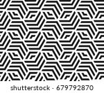 the geometric pattern with... | Shutterstock .eps vector #679792870