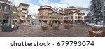 telluride  colorado usa  ... | Shutterstock . vector #679793074