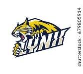 wildcat logo template