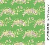 modern zendoodle rapport.... | Shutterstock .eps vector #679826170