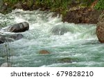 Spring Runoff On The South Yub...
