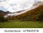 Small photo of Valley of Teth and the Albanian Alps
