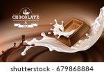 vector 3d realistic... | Shutterstock .eps vector #679868884