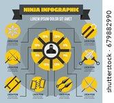 Ninja Infographic Banner...