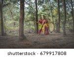 kampung mek mas  kota bahru ... | Shutterstock . vector #679917808